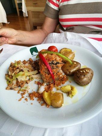 Cinfaes, Portugal: Bacalhau