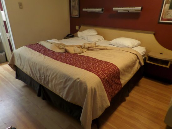 Sharonville, OH: Another bed angle