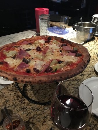 Pulcinella Wood-fired Pizza