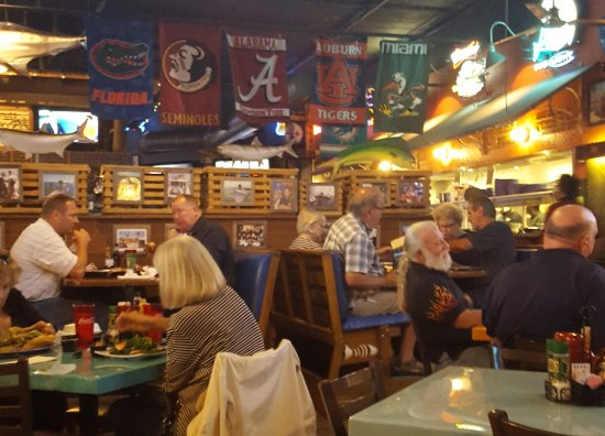 Coral Springs, Floride : Bonefish Mac's Sports Grille