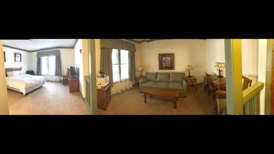 Fayetteville, نيويورك: King suite