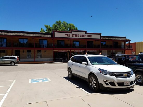 Patagonia, AZ: The Stage Stop Inn