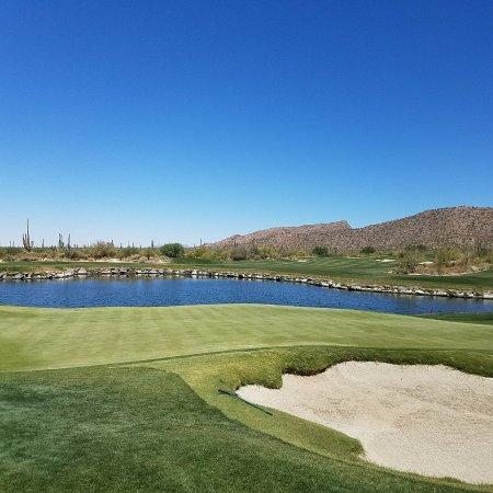 Marana, AZ: Dove Mountain golf course