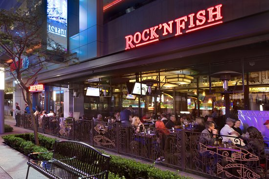 Rock 39 n fish los angeles downtown menu prices for Fish grill los angeles