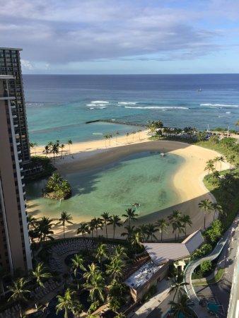 Ilikai Hotel & Luxury Suites: View from Room 2538