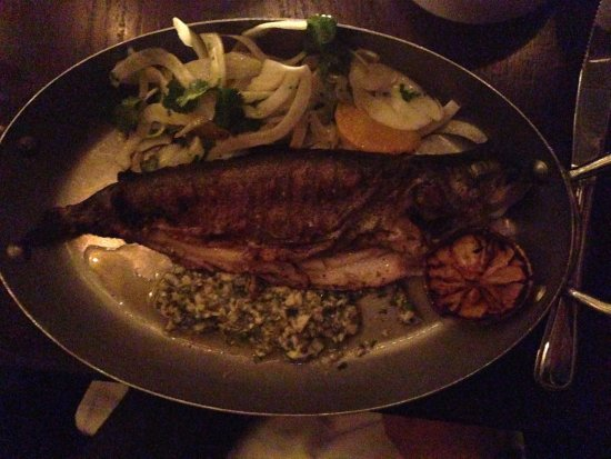Watertown, MA: whole fish