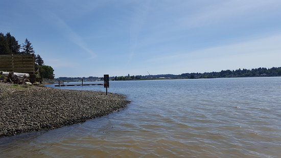 Olympia, WA: Down by the water