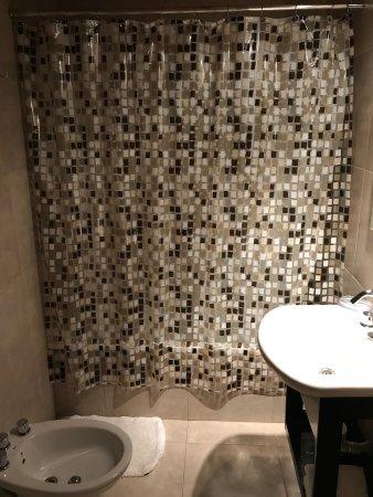 Posada El Barranco: Bathroom.