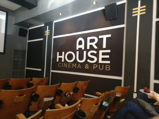 Billings, MT: Art House Cinema & Pub