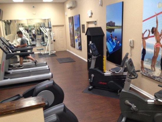Fitness Gym Picture Of Westgate Palace Resort Orlando Tripadvisor