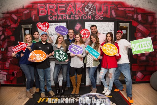 Break Out Escape Game