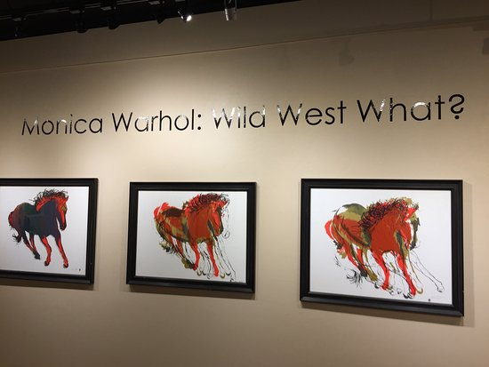 Exhibit at Tubac Centre For Arts last year.