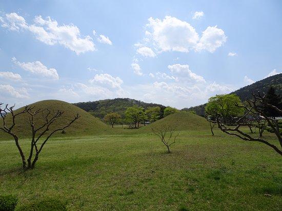 Gyeongju, South Korea: Otros montículos del sitio