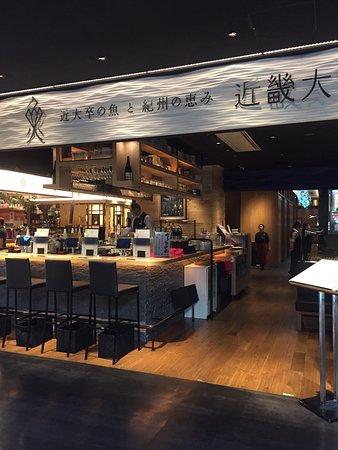 Kinki Daigaku Suisan Kenkyujo, Osaka