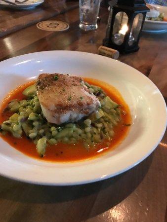 Coda del Pesce: Market fish