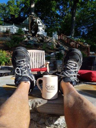 Waynesville, NC: Morning Coffee