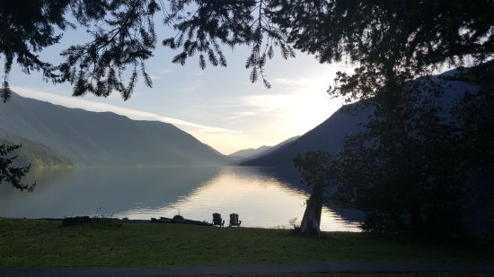 Lake Crescent Lodge: 20170521_200143_large.jpg