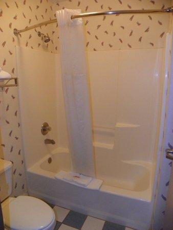 Days Inn by Wyndham Kokopelli Sedona: Bathroom