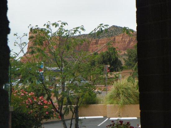 Days Inn by Wyndham Kokopelli Sedona: Nice View (I was on the Ground Floor)