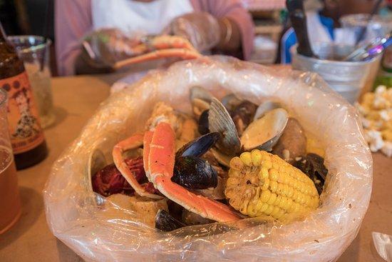Fort Lee, NJ: Seafood for 2