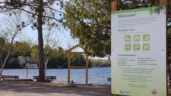 Discovery North Bay : Trout lake