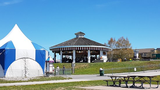 North Bay Heritage Train and Carousel: North Bay Carousel