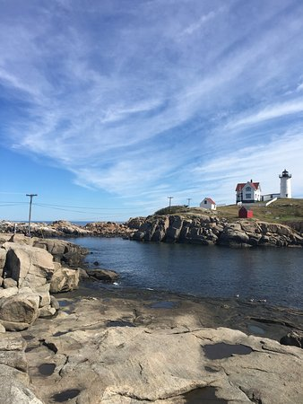Cape Neddick Nubble Lighthouse Φωτογραφία