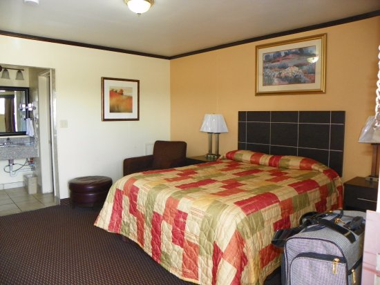 Elk City, OK: Bedroom