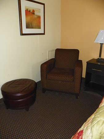 Elk City, OK: I Loved the Ottoman