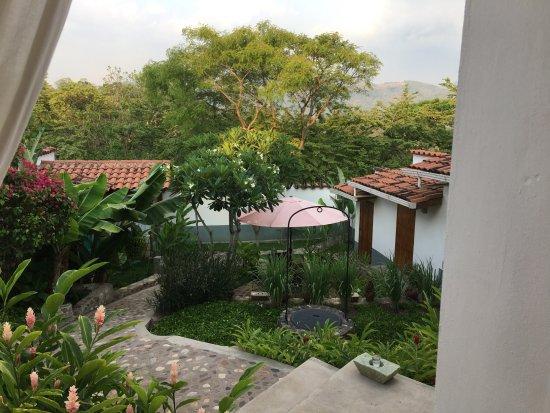 Terramaya: The garden in May.
