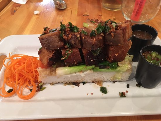 Poplar Bluff, MO: Lechon Kewali (Fried Pork Belly)