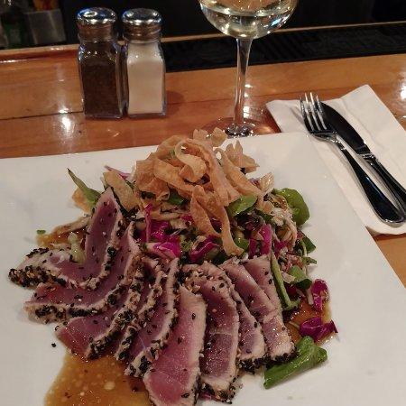 Patchogue, NY: Tuna salad