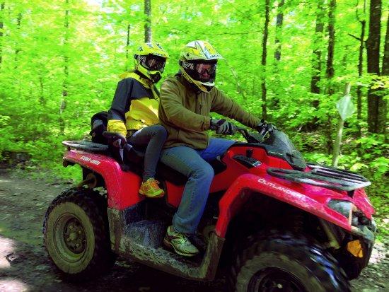 Hayward, WI: Incredible trails