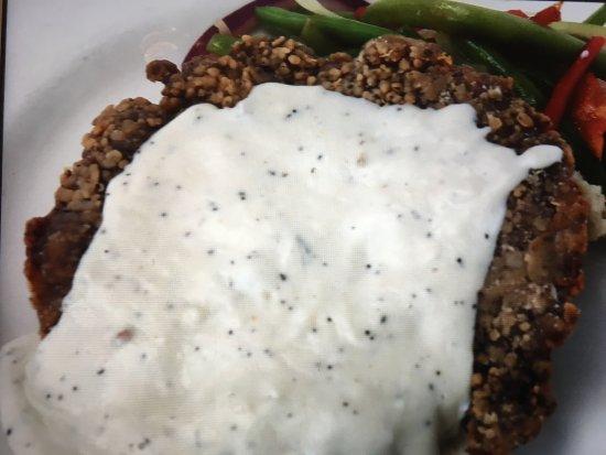 texas best chicken fried steak picture of reata restaurant