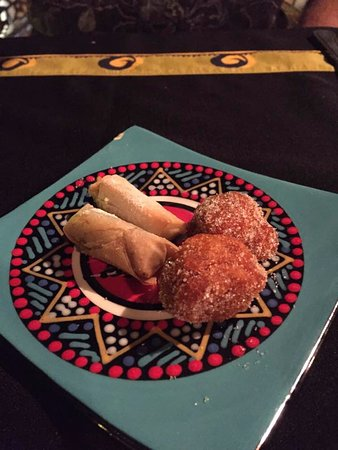 Gold Restaurant: Dessert