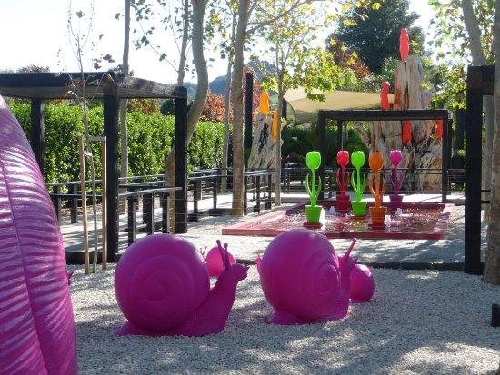 Matakana, New Zealand: Pink Smails