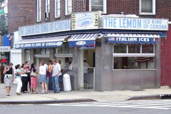 TRAVEL FROM READING FOR SOME LEMON KING LEMON ICE - Picture of Lemon