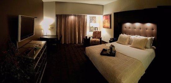 Catfish Bend Inn & Spa: Room with King-sized Bed