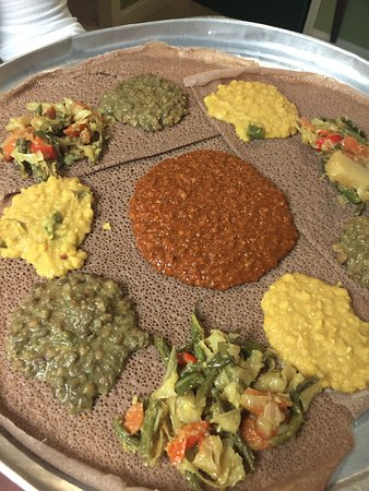 Teff Stamford Vegan Tasting For Three