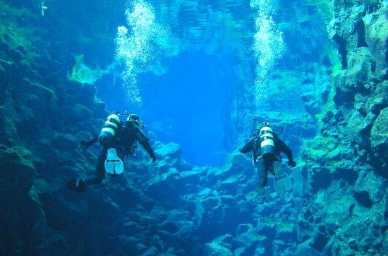 Tour de plongée en petit groupe de 4...