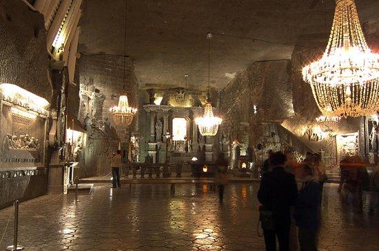 Half-Day Wieliczka Salt Mine Tour From...