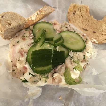 Black seed bagels new york city 170 elizabeth st for White fish salad