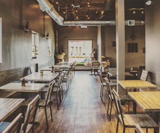 Chelsea, แมสซาชูเซตส์: Fusion Food