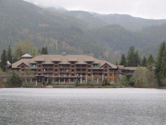 Nita Lake Lodge-billede
