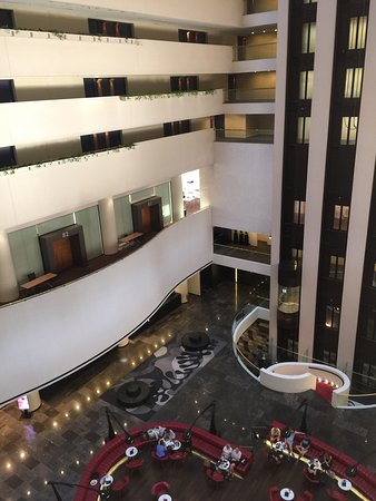 Great business hotel downtown