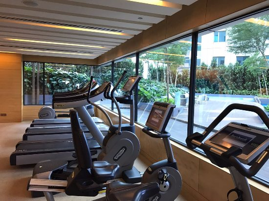 Gym hrs picture of doubletree by hilton hotel johor bahru