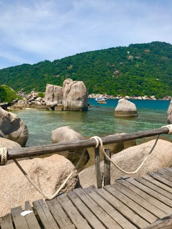 Mae Nam, Thailand: private island