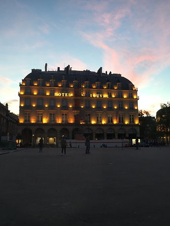 Hotel du Louvre: photo0.jpg