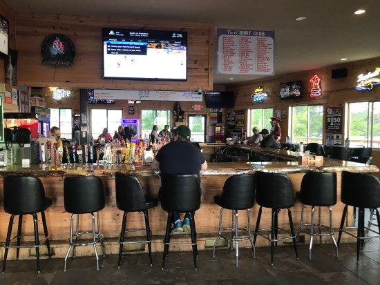 Chippewa Falls, WI: just inside the door