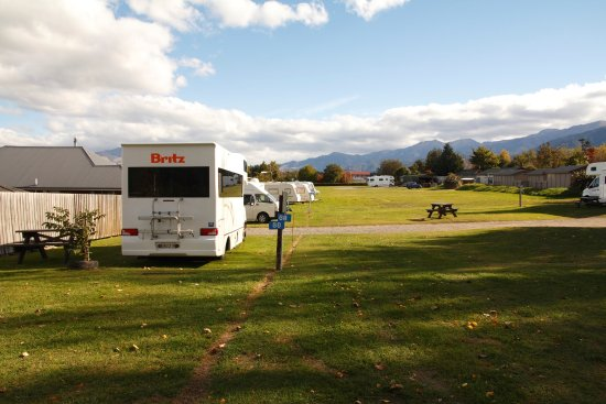 Hanmer Springs Top 10 Holiday Park Picture